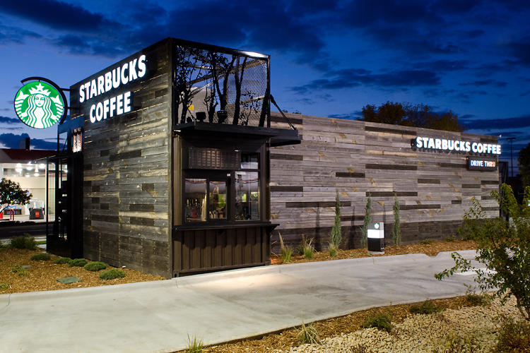 <p>The first Starbucks of its kind in Denver.</p>