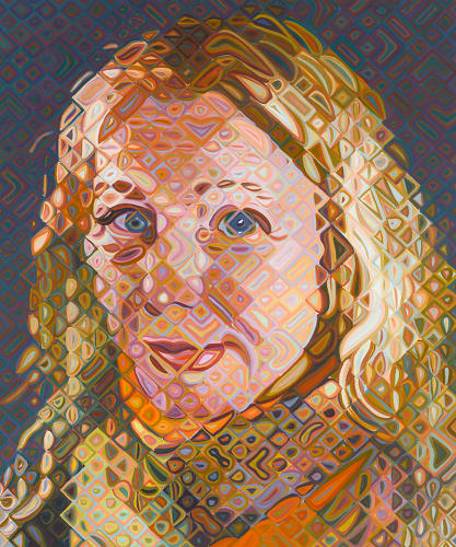 <p>As well as two portraits of Cindy Sherman, who was a new subject for the artist. <em>Cindy</em>, (2012).</p>