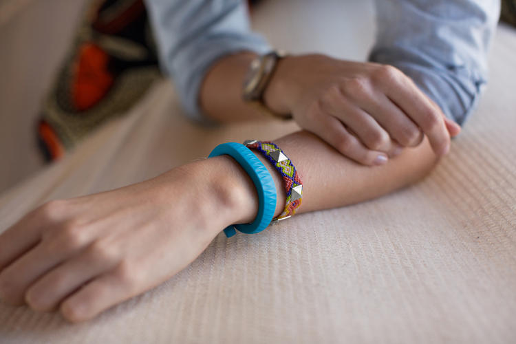 <p>The Jawbone Up is a health band from the makers of the most famous Bluetooth headset of all time (and the recent Jambox).</p>
