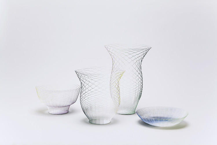 <p>Made entirely of paper, these vases, by the Tokyo-based studio Torafu Architects, resemble <a href=&quot;http://www.fastcodesign.com/1668975/vases-that-look-like-graphic-art-suspended-in-mid-air#1&quot; target=&quot;_self&quot;>graphic art suspended in midair</a>. When not on display, they fold down into flat disks. They're available in <a href=&quot;http://www.elementalstore.com/mixed-goods/air-vase.html&quot; target=&quot;_blank&quot;>sets of three for $28</a>.</p>
