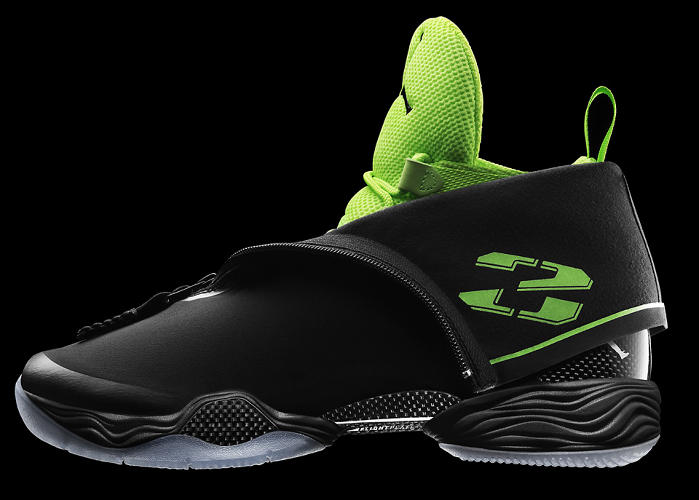 <p>The new Air Jordan XX8 (28) was unveiled in a mystery-shrouded presentation yesterday.</p>