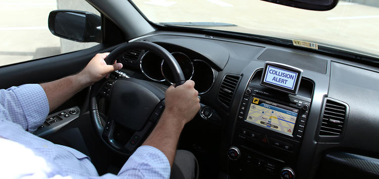 <p>The program seeks to understand whether Wi-Fi-enabled cars could &quot;talk&quot; to each other and, ultimately, prevent accidents.</p>