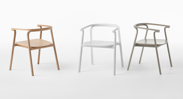 <p><em>Splinter </em>was commissioned by <a href=&quot;http://www.condehouse.com/&quot; target=&quot;_blank&quot;>Conde House</a>, one of the many furniture manufactuers based in Asahikawa, a prefecture on the northern tip of Japan.</p>
