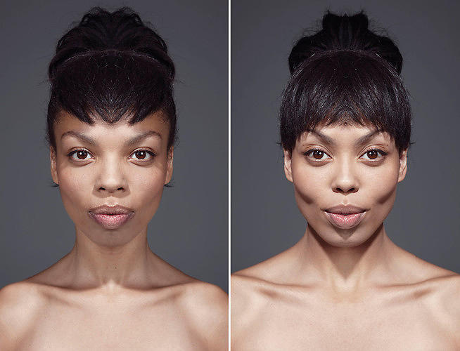 <p>Check out the rest of the uncanny photos <a href=&quot;http://www.fastcodesign.com/1670852/would-you-recognize-yourself-with-a-completely-symmetrical-face#1&quot; target=&quot;_self&quot;>here</a>.</p>