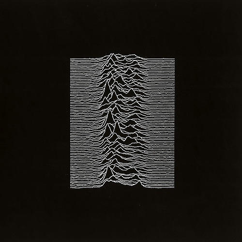<p><strong><a href=&quot;http://www.fastcodesign.com/1671015/the-data-viz-story-behind-joy-divisions-legendary-album-cover#1&quot; target=&quot;_self&quot;>The Data-Viz Story Behind Joy Division's Legendary Album Cover</a></strong></p>  <p>The cover for Joy Division's 1979 album <em>Unknown Pleasures</em> became a pop culture icon, inspiring tributes in the form of t-shirts, posters, and a host of unfortunate tattoos. But what many didn't know was that the enigmatic series of squiggles that made up the cover were in fact a breakthrough piece of data viz: the first recording of the emissions from a deep-space pulsar. <a href=&quot;http://www.fastcodesign.com/1671015/the-data-viz-story-behind-joy-divisions-legendary-album-cover#1&quot; target=&quot;_self&quot;>Hear Peter Saville, the man who designed the cover, talk about it here.</a></p>