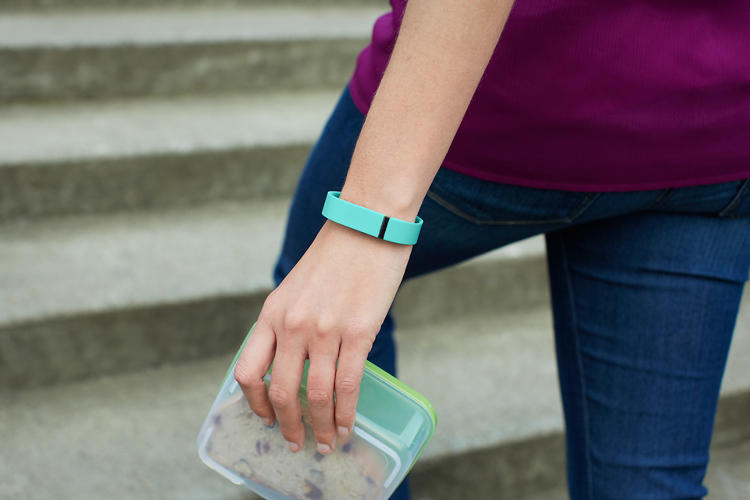 <p>But its even bigger claim to fame is Bluetooth 4.0--a low-power standard that allows the FitBit to automatically sync with a smartphone all the time. No buttons or plugs required.</p>