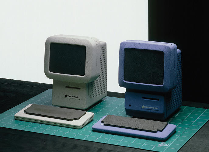 <p>Apple Snow White 2, &quot;Macintosh Studies,&quot; 1982</p>