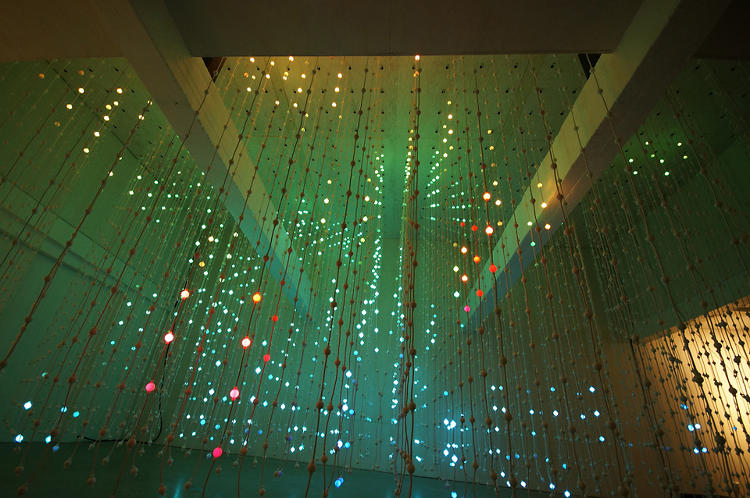 <p>&quot;The LED spaces has been a bit of an obsession…for the last five years,&quot; says Anthony Rowe, one of the group's founding members.</p>