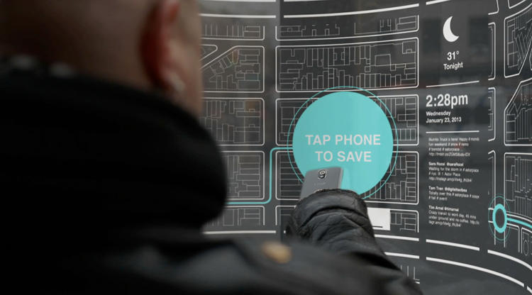 <p>What if they had wrap-around touch screens?</p>