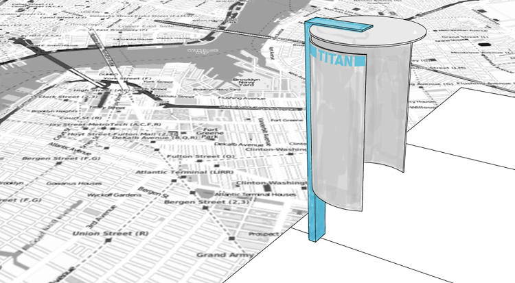 <p>It's all part of a pitch as to what will happen to NYC's 11,000+ payphones in 2014, when current leases are up.</p>
