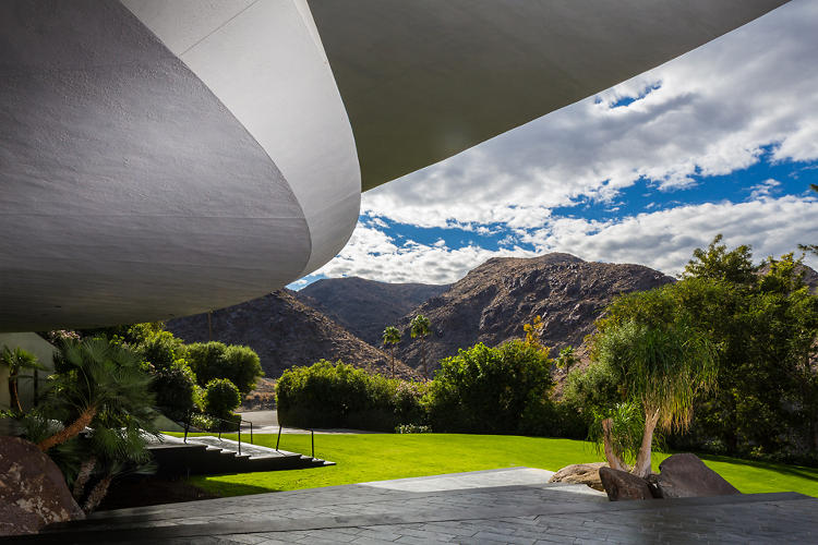 <p>The Coachella Valley home of Bob and Delores Hope, built in 1973, went on the market last week.</p>