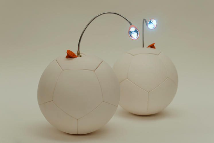 <p>The Soccket, a ball that generates energy when it's used, is on Kickstarter now.</p>