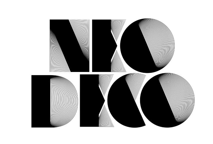"<p>Barcelona designer <a href=&quot;http://www.alextrochut.com/&quot; target=&quot;_blank&quot;>Alex Trochut</a> designed the Neo Deco typeface for Hype for Type, a type foundry. According to Truchot, it's meant to be displayed ""in a huge size.""</p>"
