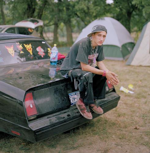<p>The four-day Gathering brings thousands of Juggalos to Hogrock Campgrounds, in Illinois, for a celebration of music, drugs, and a unique brand of group love.</p>