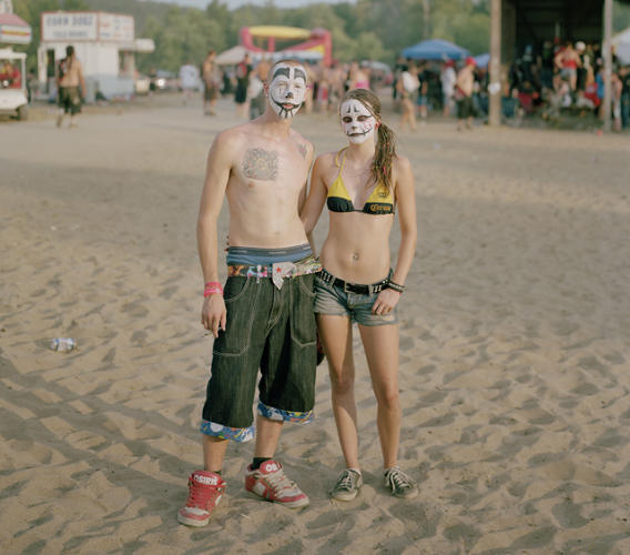 <p><em>The Gathering of the Juggalos</em>, a new book of photography by Daniel Cronin, captures the Juggalo subculture on film.</p>
