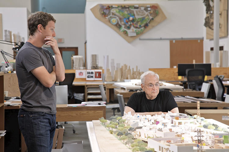 <p>Zuckerberg asked Gehry to tone down his original plan, and the finalized design was approved this week.</p>