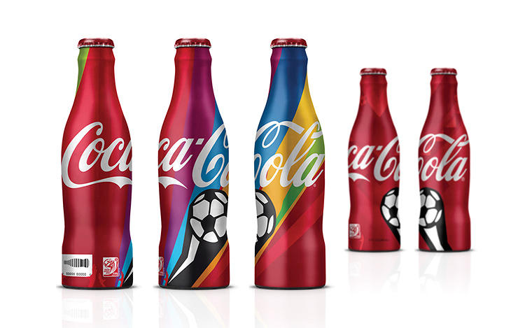 <p>Attik's visual identity campaign for the 2010 Word Cup featured a boldly colored montage of African symbols.</p>