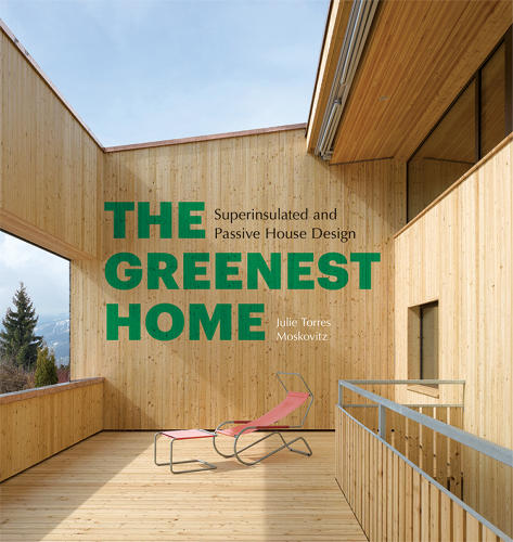 <p>Pre-order the book for $29 <a href=&quot;http://www.amazon.com/The-Greenest-Home-Superinsulated-Passive/dp/1616891246/ref%3Dsr_1_1?ie=UTF8&amp;qid=1367111699&amp;sr=8-1&amp;keywords=the+greenest+home&quot; target=&quot;_blank&quot;>here</a>.</p>