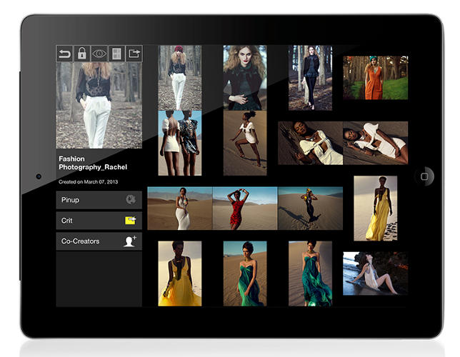 <p>A fashion designer's portfolio. Morpholio's creators work with representatives of several design fields to build a &quot;robust&quot; app infrastructure that can accommodate all kinds of activity, from architectural to automotive design.</p>