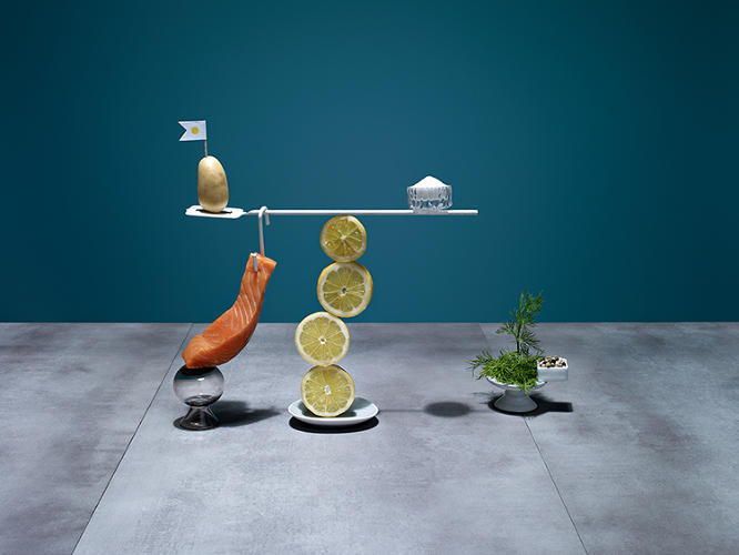 <p><em>Ricettario: A Balanced Diet</em> is a short series of remarkable food photography.</p>