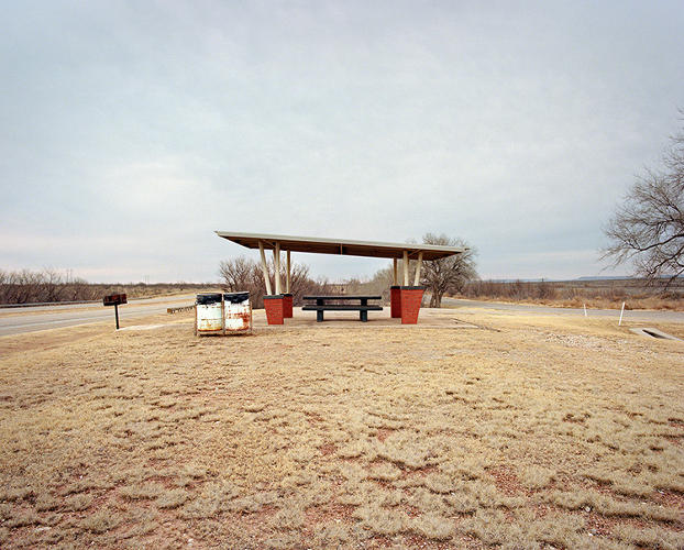 <p>Before taking her annual summer trip, Ford scouts out new locations online. As ubiquitous as rest stops may seem, some are known as regional landmarks.</p>