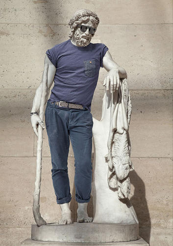 <p>What is a hipster? Photographer Léo Caillard thought he'd have a little fun with the question.</p>