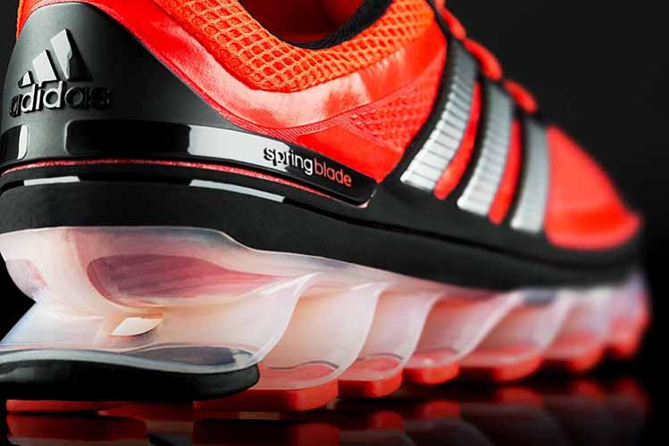 <p>The company hopes that the distinctive blades become not only a staple of its running shoes but a stylish silhouette for everyday models as well.</p>