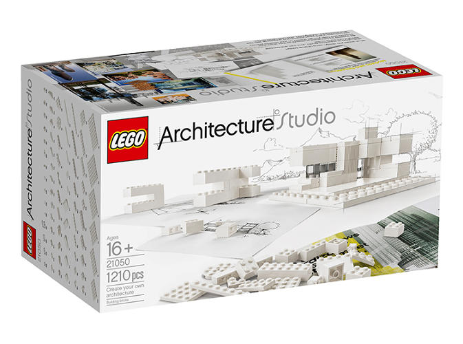 <p>The Lego Architecture Studio is a 1,200+ piece monochrome kit to inspire budding architects and designers.</p>