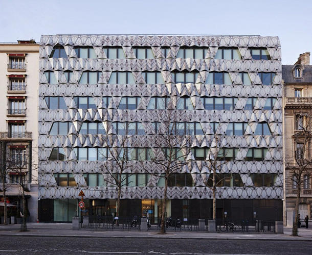 <p>When it comes to contemporary architecture, Paris has proven to be quite a timid city.</p>