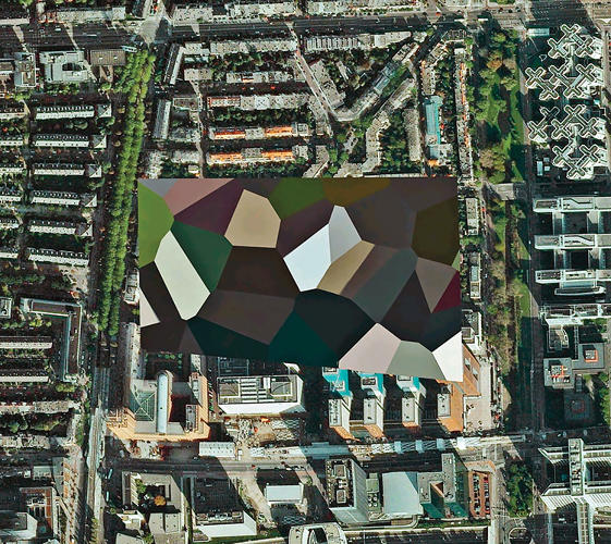 <p>The polygons obscure key government complexes and sites that authorities deem too sensitive for public viewing.</p>
