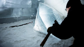Ice Hotel Keeps On Trucking, With Better And Better Designs