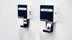 Instaprint: A Networked Photobooth For Printing Instagram Pics At Parties