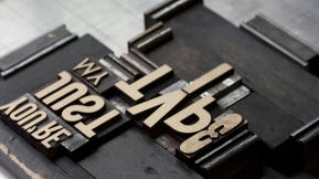 """Moveable Type"" Offers Letterpress Classes Out Of A Truck"