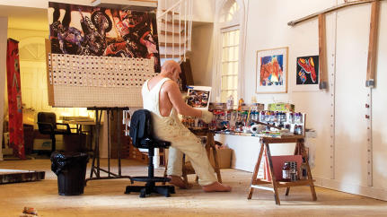 12 Amazing Miniature Replicas Of Famous Artists' Studios