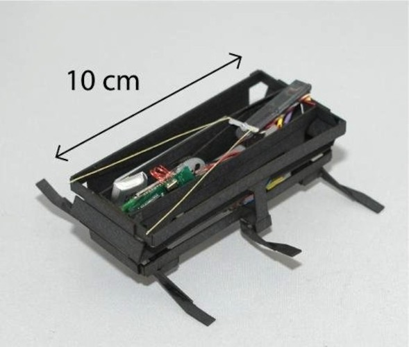 <p>Like the snakebot, DASH takes its cues from nature--the tiny robot combines the durability of the cockroach with the gecko's climbing ability. Created by researchers at the University of California at Berkeley, DASH (Dynamic Autonomous Sprawled Hexapod) could be equipped with CO2 detectors to find survivors in a disaster. The ultra-cheap bot could also be used to detect future problems before they happen. Berkeley researchers speculate that DASH could explore bridges with its gecko-like feet, and predict when parts might be about to collapse with cheap sensors that detect abnormal vibrations.</p>