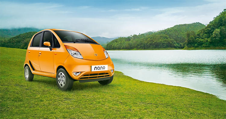 <p>Tata announced this week that it's planning on bringing the Nano to the U.S.</p>