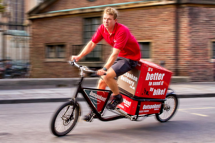 <p>Cycle Logistics is setting up &quot;living laboratories&quot; in several cities, so business can try out bike designs and become used to the idea. It is also focusing on grocery chains, asking stores to offer home deliveries and thus cut car trips.</p>