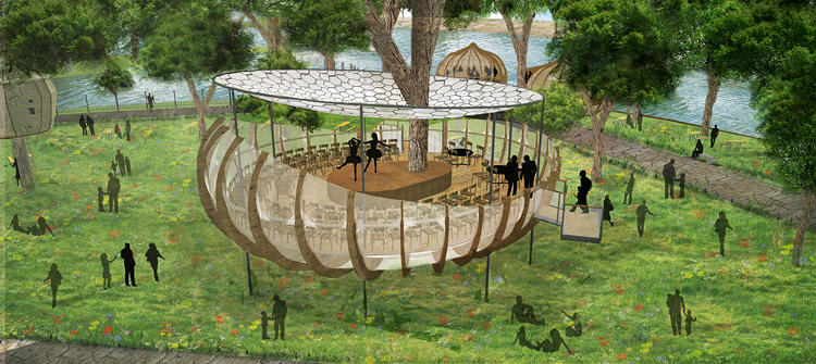 <p>Invisible Works is hoping for a 10-year residency in its first park, while building out a company that would deliver similar privately financed installations in cities everywhere.</p>
