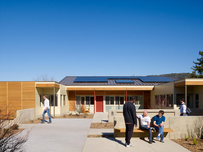 <p>The Sweetwater Spectrum project will house 16 residents ages 18 and older on a three-acre site in Sonoma, California.</p>