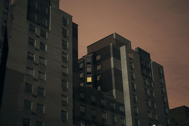 <p>Photographer Phillip Van wandered the streets of New York during the post-Sandy blackout, <a href=&quot;http://www.fastcoexist.com/1680885/making-beauty-out-of-sandy-the-eerie-quiet-of-new-york-without-power&quot; target=&quot;_self&quot;>capturing haunting pictures of a bustling city gone silent without electricity.</a></p>