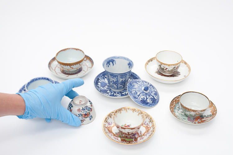 <p>Besides theft prevention, part of the reason that objects in museums are behind glass is that lots of handling over time can cause damage.</p>