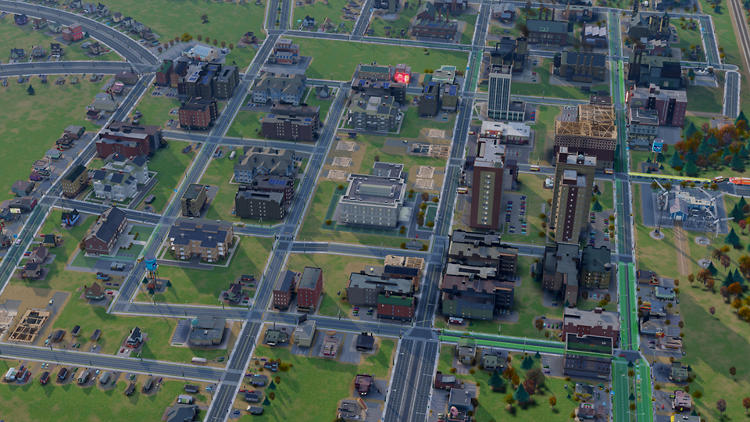 <p><em>Fast Company</em>'s &quot;control group&quot; city featured casinos and low-density lake front property and proved that urban planners are, in fact, better at Sim City than novices.</p>