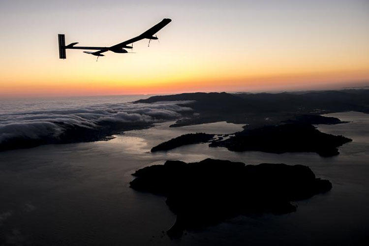 <p>The team is already working on a second version of the Solar Impulse with upgraded features. That plane is expected to make a round-the-world trip in 2015.</p>