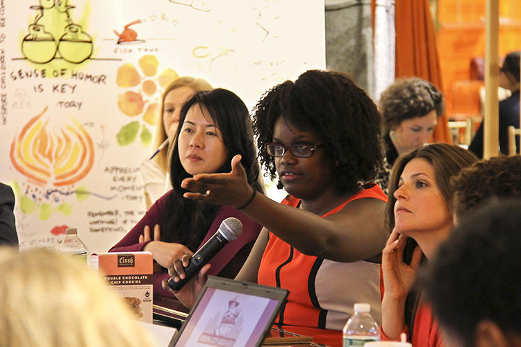 <p>Since 2011, The Fellowship has graduated 50 women, and in the time since there's been a noticeable uptick in the rate of women angel investors: 12.2% of the market was female in 2011; 21.8% of angel investors were female in 2012.</p>