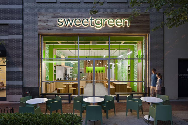 <p>While studying at Georgetown University in Washington, D.C., Sweetgreen founders Nicolas Jammet, Jonathan Neman, and Nathaniel Ru were dismayed by the lack of local, fresh, healthy dining options.</p>