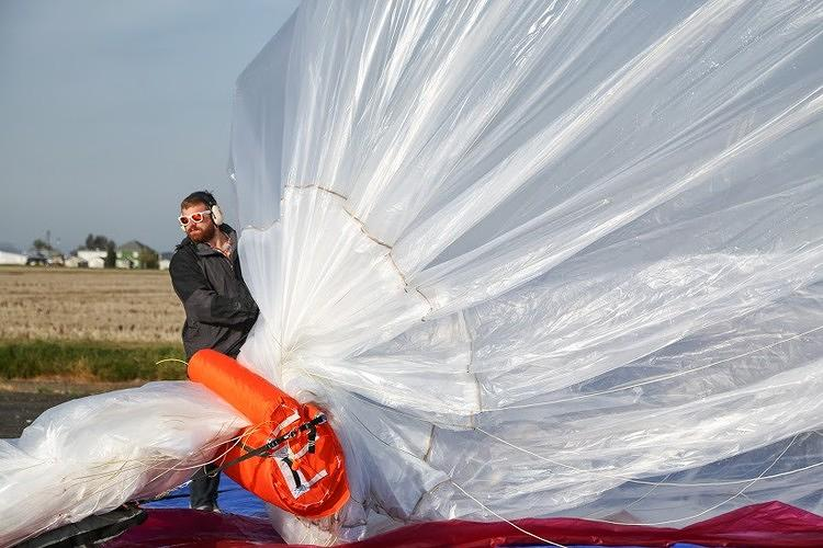 "<p>Devaul first began to consider how to blanket the world with balloon-based wireless Internet closer to a decade ago, when he was at the MIT Media Lab. ""I got as far as a napkin sketch,"" Devaul says. ""No balloons were inflated at that time.""</p>"