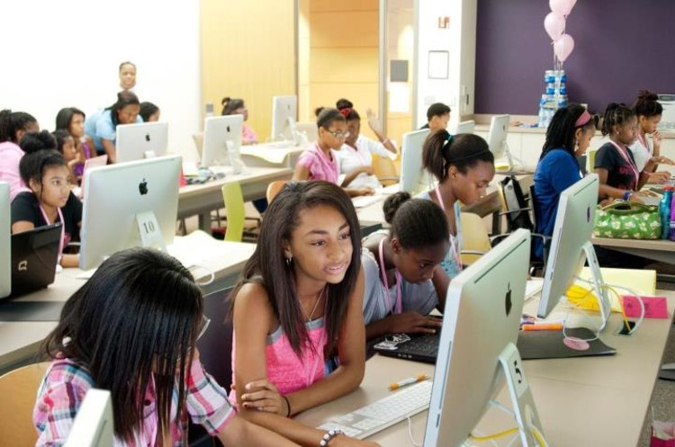 <p>Black Girls Code is an educational outreach program that aims to fix ethnic and gender disparities in the computer sciences.</p>