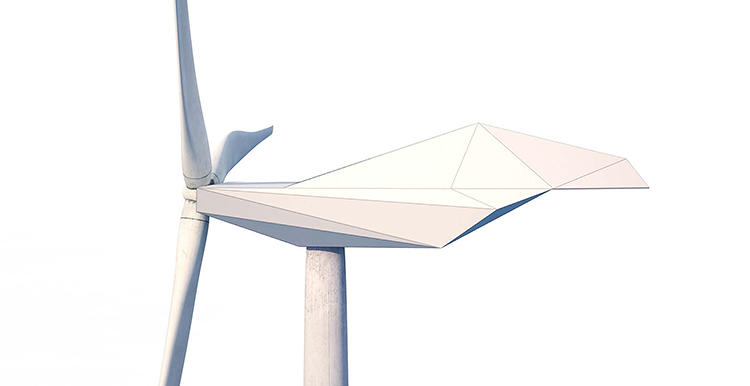 <p>It's creators say: &quot;Although, at that point the concept is more a utopian proposal rather than a feasible solution, we are looking forward to see how the offshore wind industry will develop in the years to come and what challenges it will present to designers and engineers.&quot;</p>