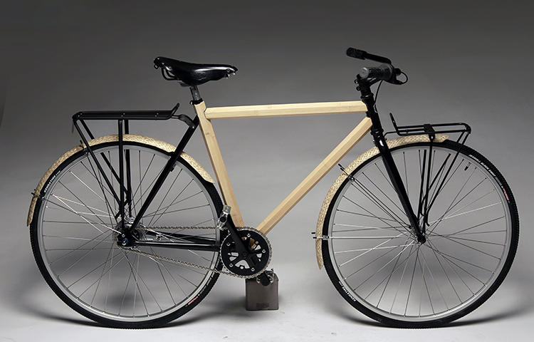 <p>A group of activists and artisans in the small Alabama town of Greensboro (population 2,497) are making high-end bikes from bamboo grown on the side of the road.</p>