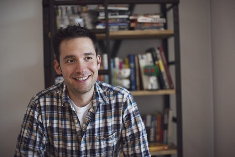<p>Alexis Ohanian, cofounder of Reddit. <a href=&quot;http://www.fastcoexist.com/3015693/generosity-series/reddit-cofounder-alex-ohanian-on-the-power-of-the-internet-to-level-the-pl&quot; target=&quot;_self&quot;>Read his full profile here</a>.</p>
